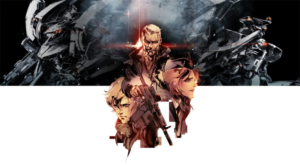 Left Alive Interview -- Square Enix on Piloting Wanzers, Making a Front Mission Successor, and More