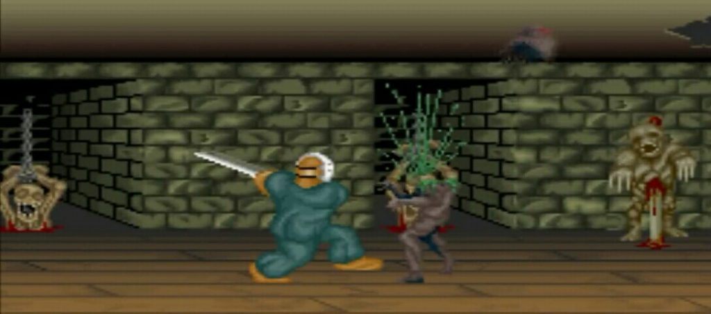 The House That Rick Built - The Rise and Fall of Splatterhouse