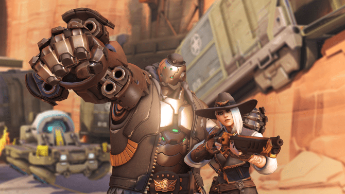Overwatch's Forthcoming Update Will Force You to Reinstall the Entire Game