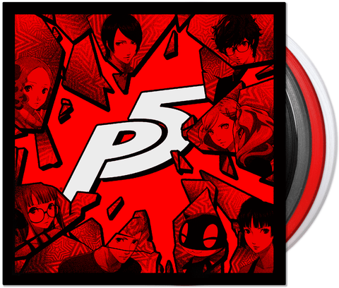 Persona 5 Vinyl Available for Purchase Once Again