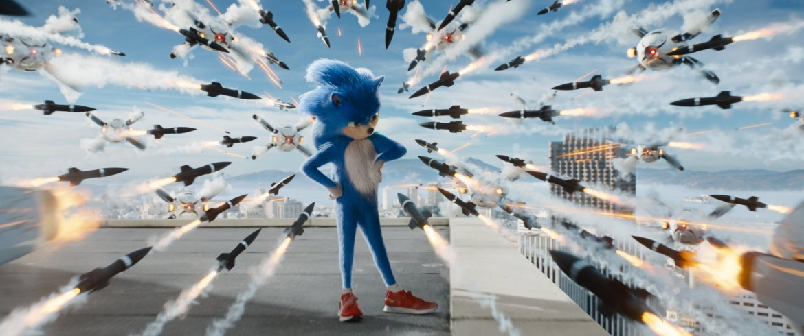 Sonic the Hedgehog Director Says Sonic Will Be Redesigned for Live-Action Movie