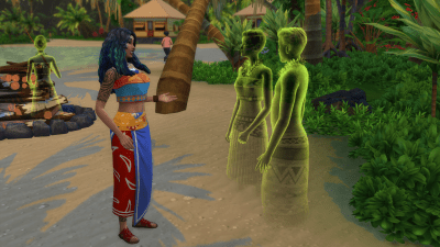 The Sims 4: Island Living Review — A Pleasant Tropical Getaway