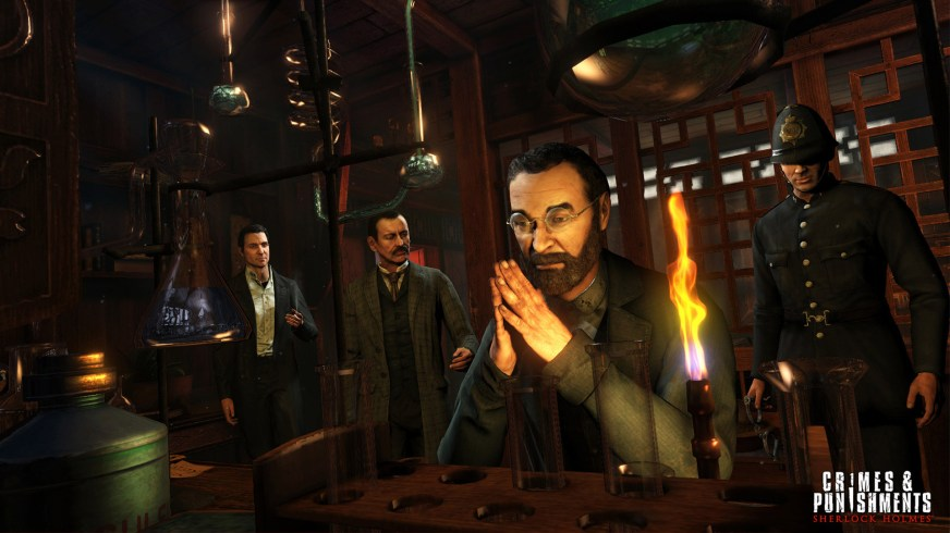Sherlock Holmes: Crimes and Punishments Is Free on Epic ...