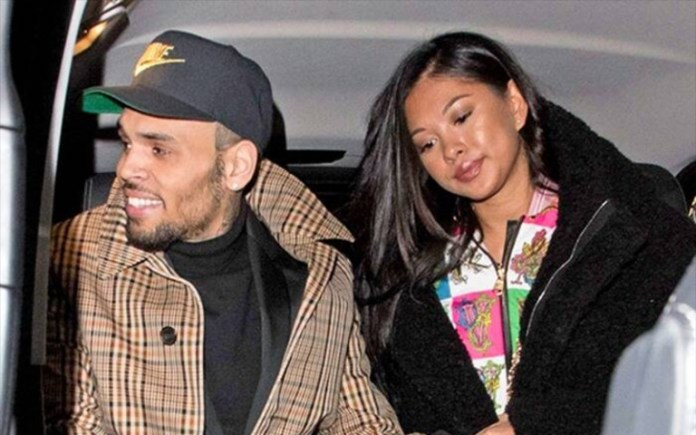 Chris Brown has reportedly welcomed a second child with his girlfriend, Ammika Harris. [ThristyForNews]