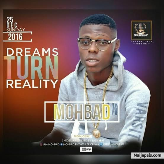 Mohbad - Dreams Turn Reality Mp3 Audio Download