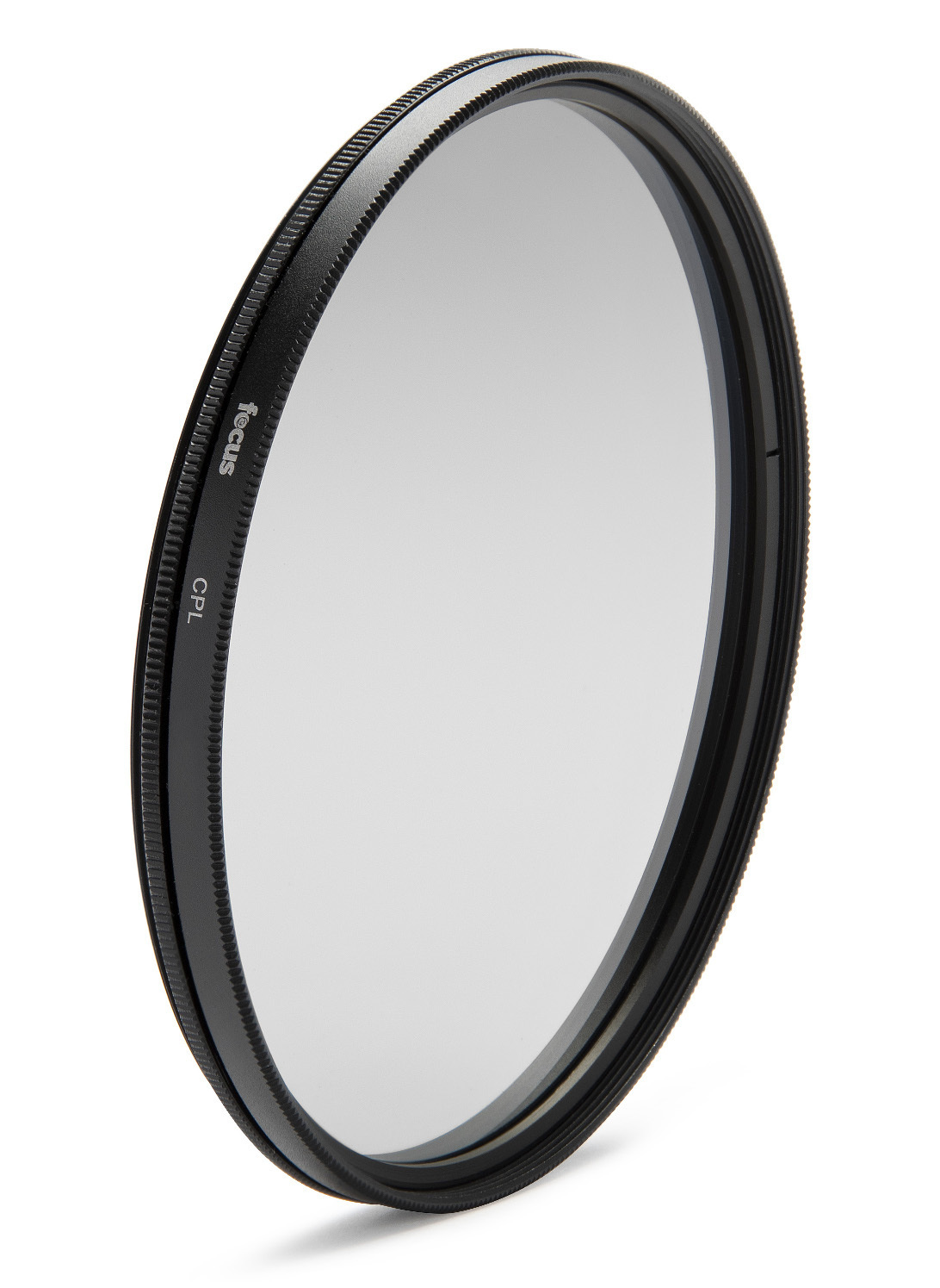 TheFocus Camera 43mm Circular Polarizing Filter is ideal for removing unwanted reflections from non-metallic surfaces such as water and glass. The filter also improves color saturation\, clarity and contrast\, such as in blue skies and white clouds. This filter will not affect the overall color balance of a shot\, and will provide protection for your lens while shooting.?