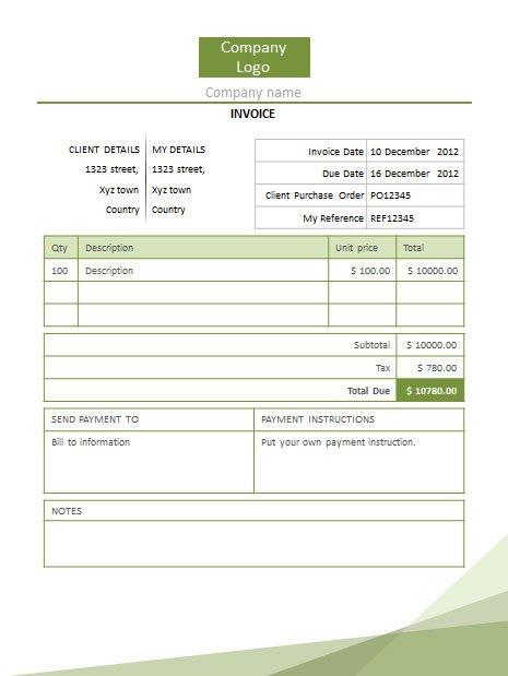 invoice template libreoffice libreoffice templates libreoffice simple invoice
