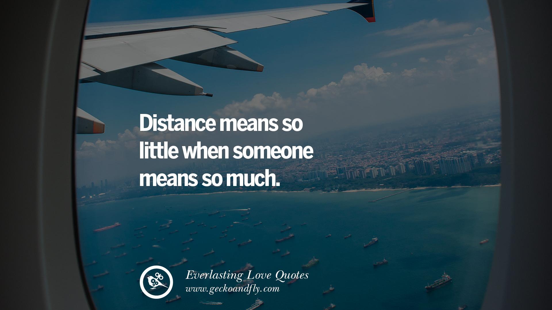 True Love Distance