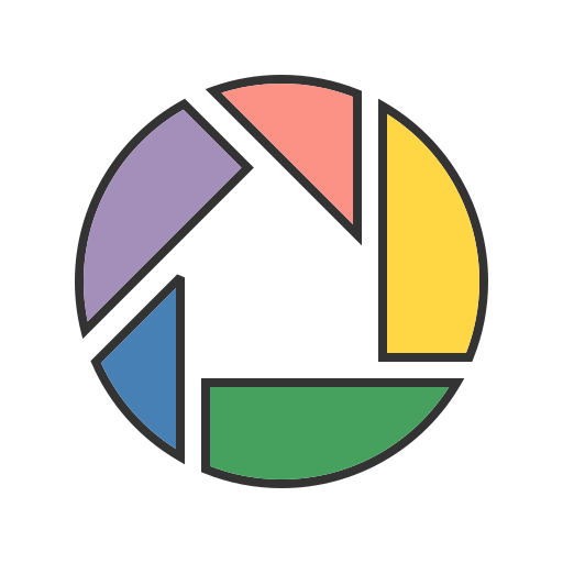 Communication Internet Logo Picasa Technology Video Website Icon