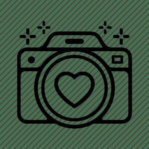 Download Camera, heart, love, photo, photography, valentine ...