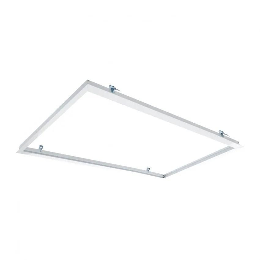 panneaux led 120x60cm ledkia