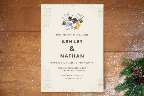 Today We Re Looking At 22 Amazing Greenery Botanical Wedding Invitations That Are Bursting With Natural Beauty These Beauties Gorgeous