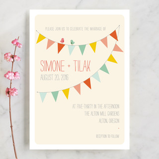 Barn Party! Wedding Invitations