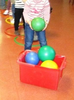 Balles Ballons Et Sacs De Graines Fiche De Cours