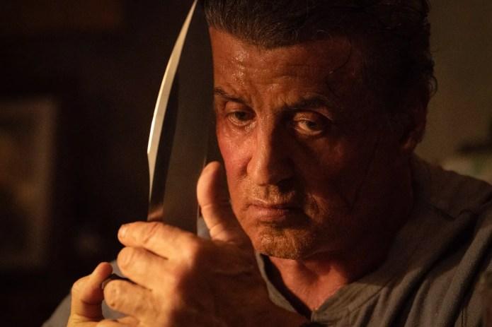 Rambo última imagem de sangue # 2
