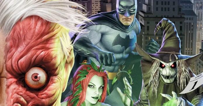 Batman The Long Halloween Part Two Review asiafirstnews