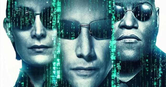Image result for the matrix 4