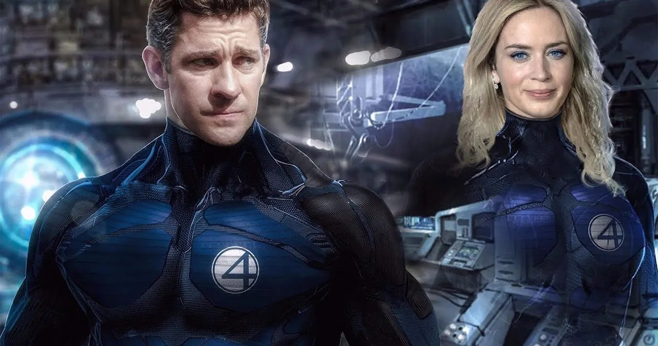 Has John Krasinski Gotten the 'Fantastic Four' Call from Marvel Yet?