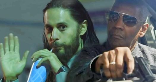 Denzel Washington Stalked Jared Leto During The Little ...
