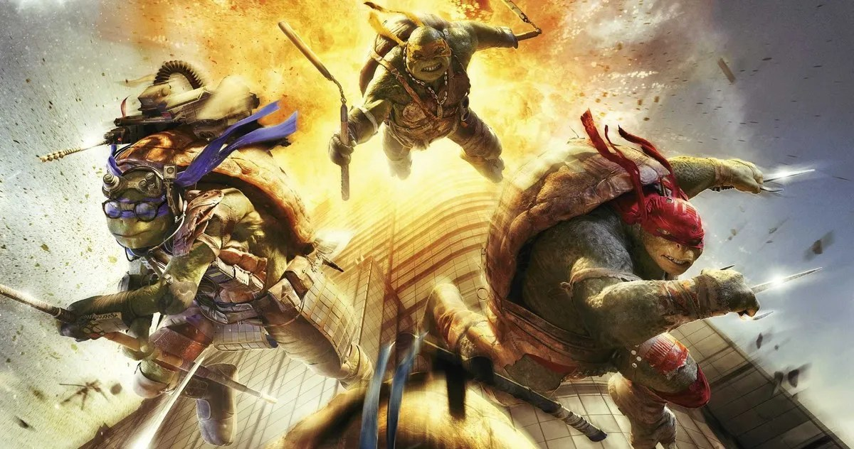 Explosive Teenage Mutant Ninja Turtles Poster Sparks Controversy