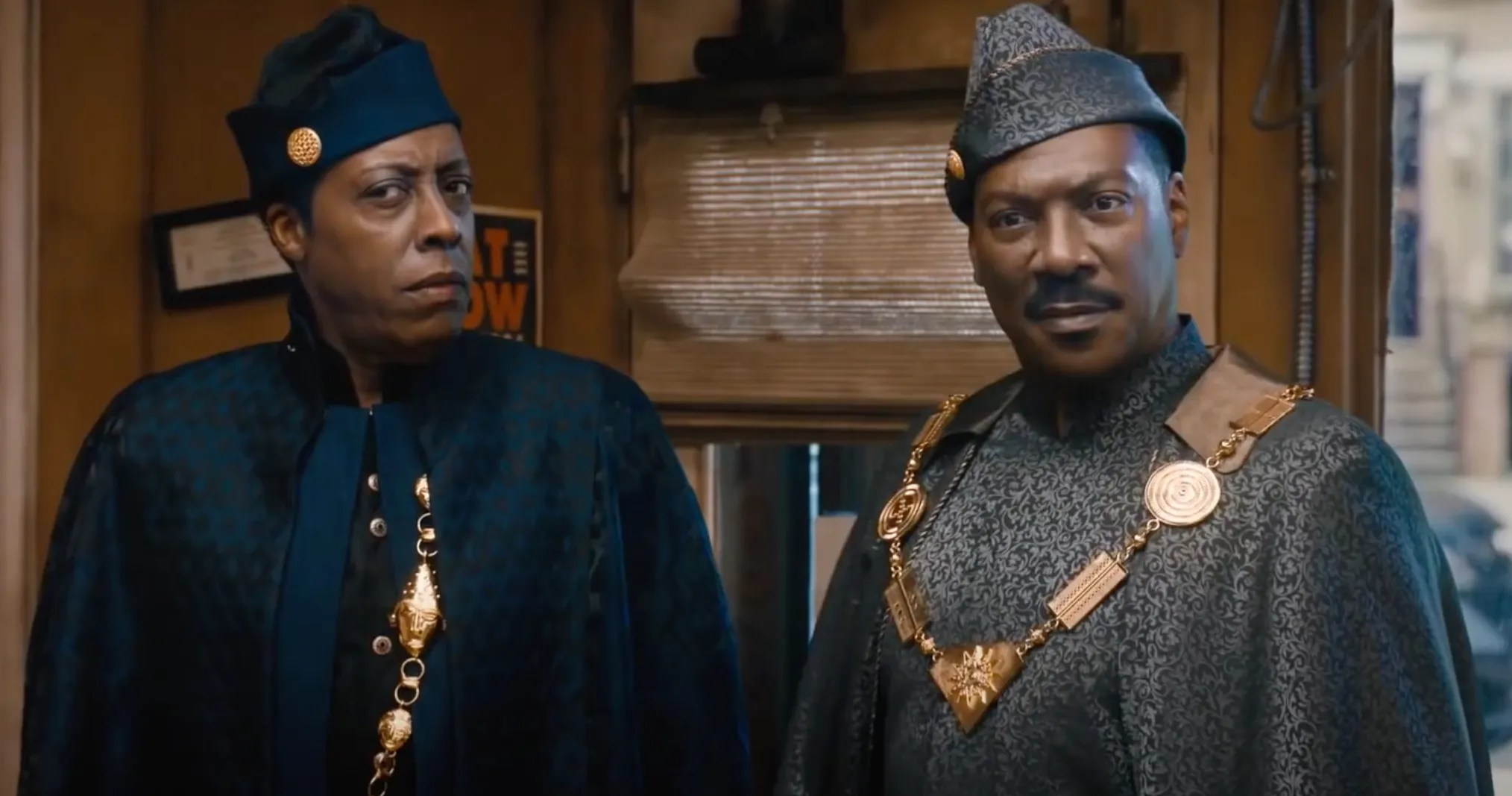 'Coming 2 America' Trailer Has Arrived, Eddie Murphy Returns on Amazon Prime