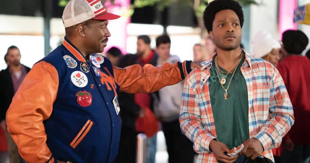 'Coming 2 America' Sneak Peek Introduces the New Royals, Trailer Arrives Next Week