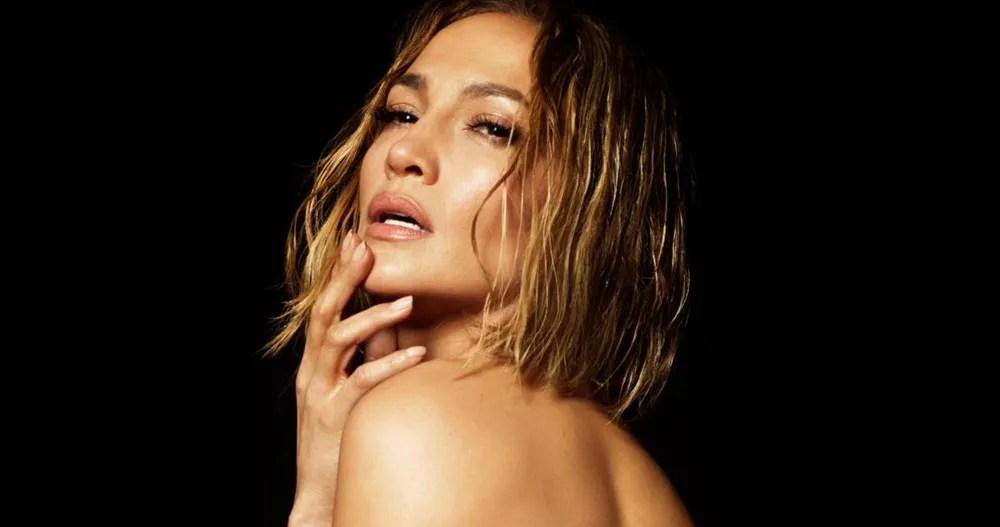 Jennifer Lopez Goes Full Nude on Album Cover for New Song