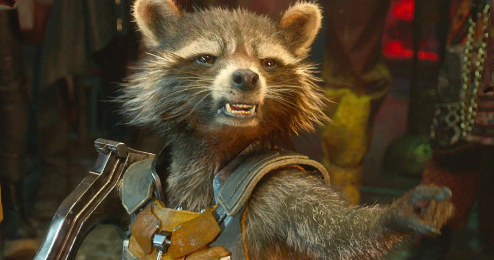How Rocket Raccoon Discovered the Possibility of God According to James Gunn