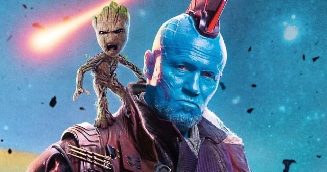 Guardians Of The Galaxy  Yondu Return Michael