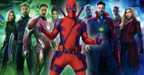 Image result for deadpool avengers