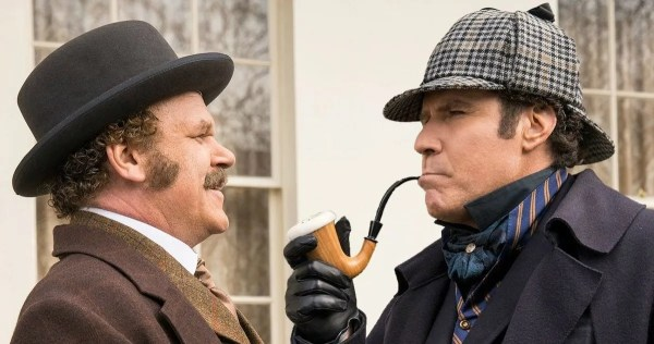 Holmes & Watson trailer met Will Ferrell & John C. Reilly