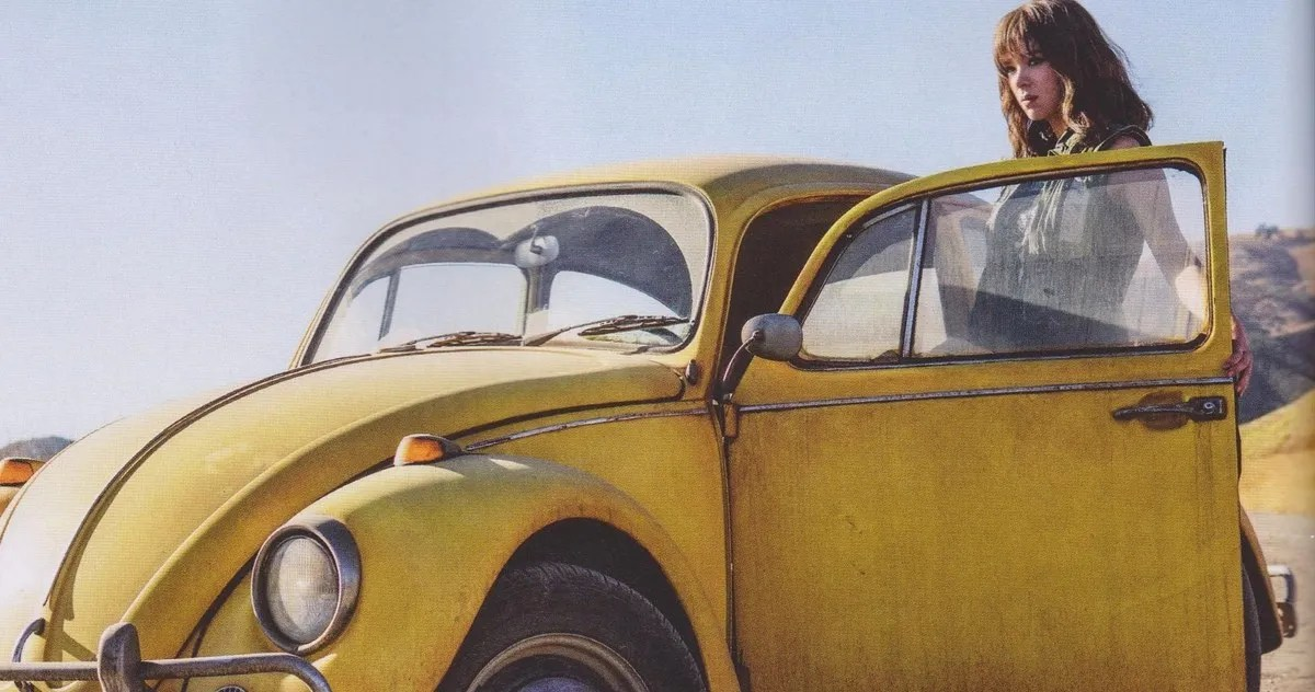 First Look At Bumblebee Movie Takes Transformers Back To