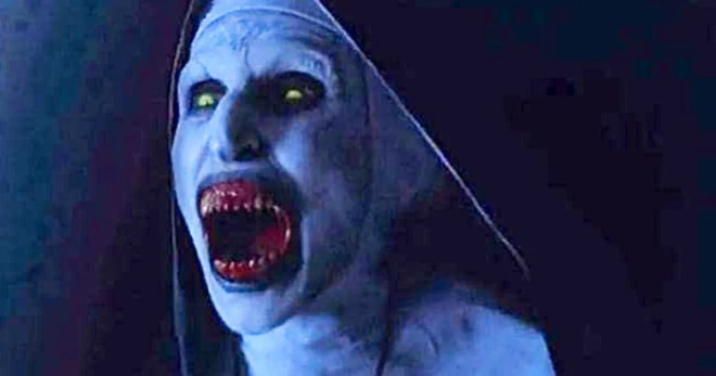 Image result for the nun movie