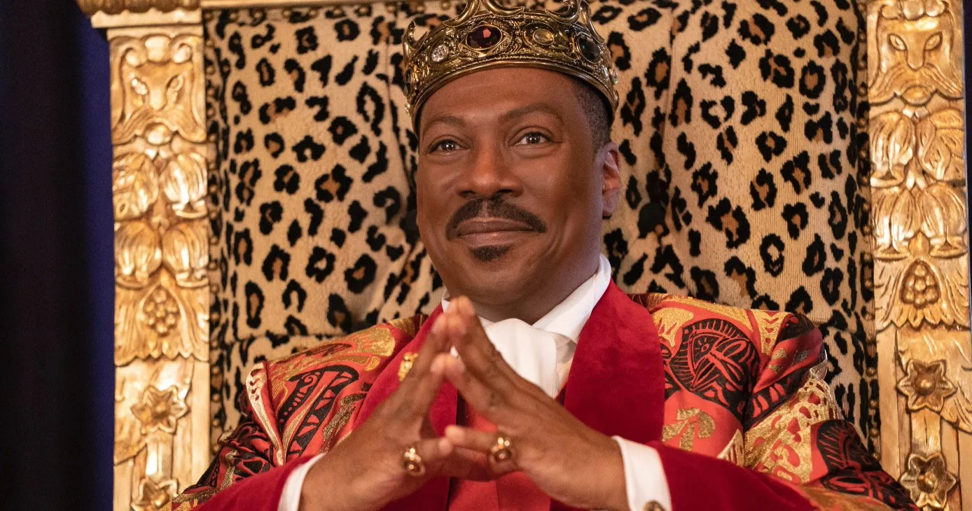 'Coming 2 America' First Look Reveals Return of Eddie Murphy's Zamundan Royal Family