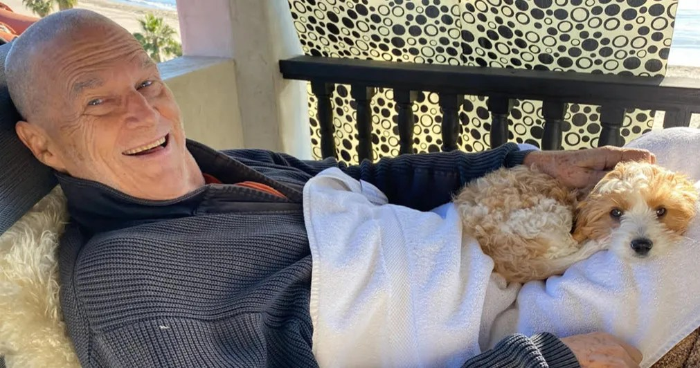 Jeff Bridges Shares Health Update: He's Feeling Good and Got a Puppy