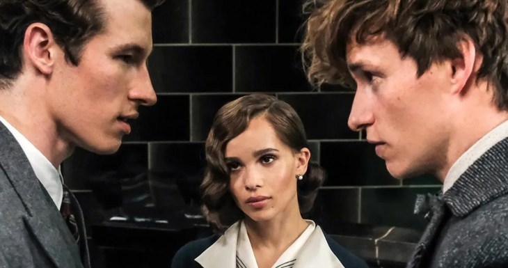 Image result for crimes of grindelwald theseus