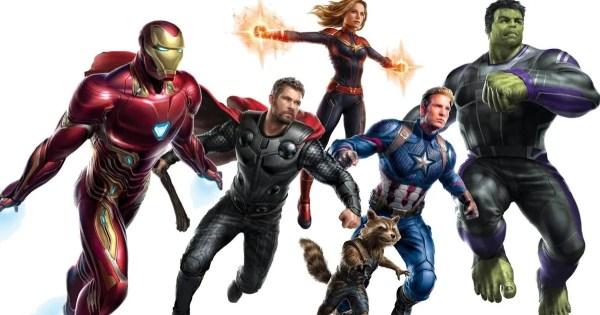 Eerste Avengers 4 teaser