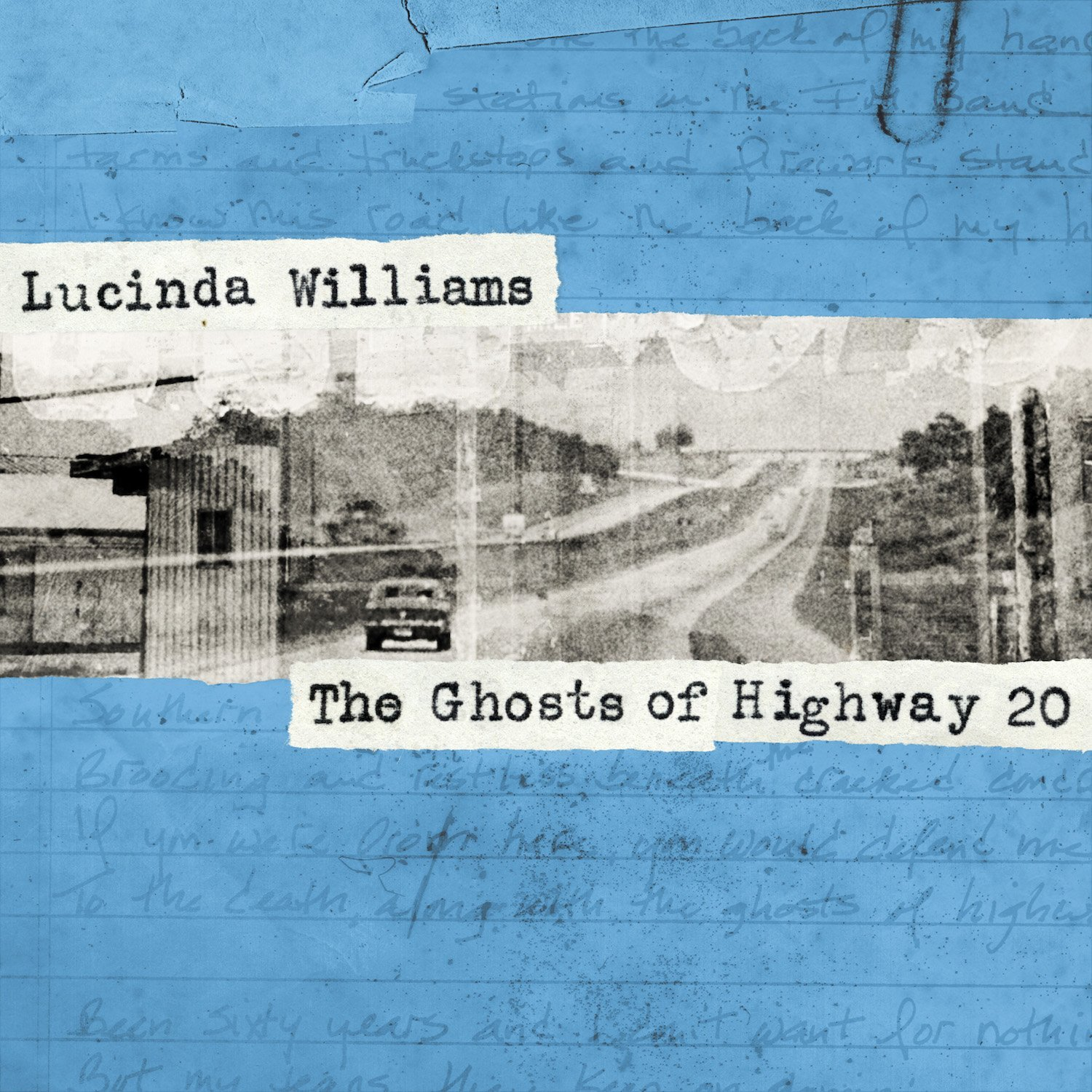 Image result for lucinda williams ghosts of highway 20