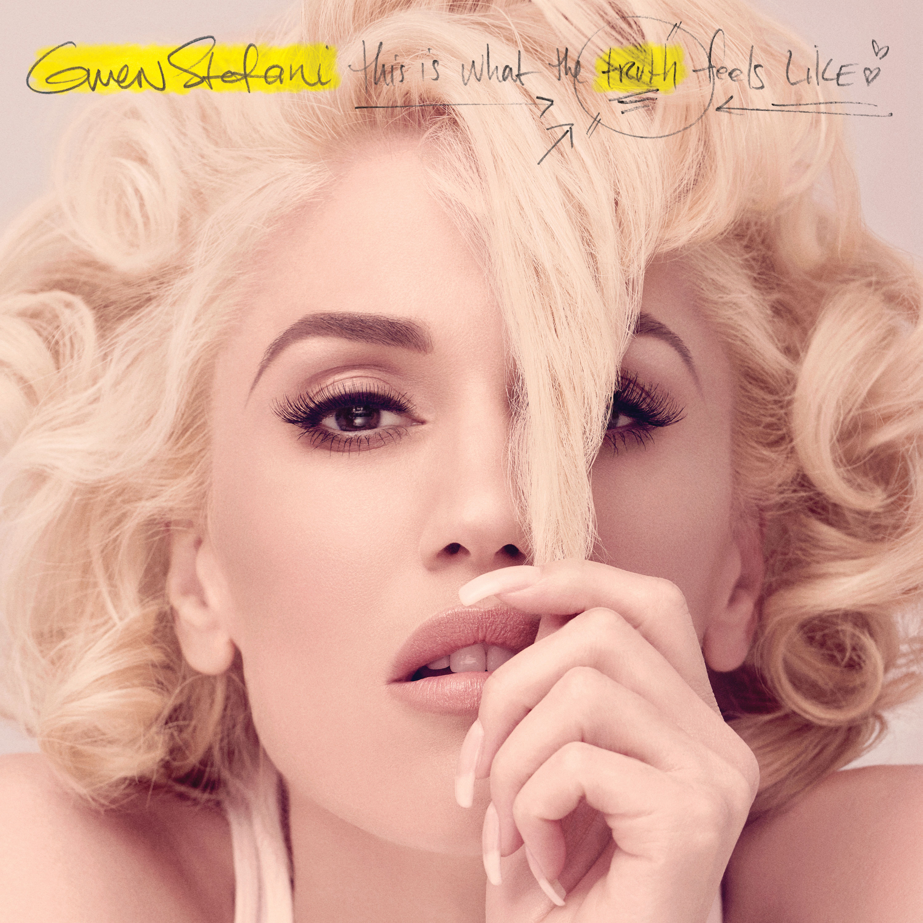 Image result for gwen stefani this is what the truth feels like