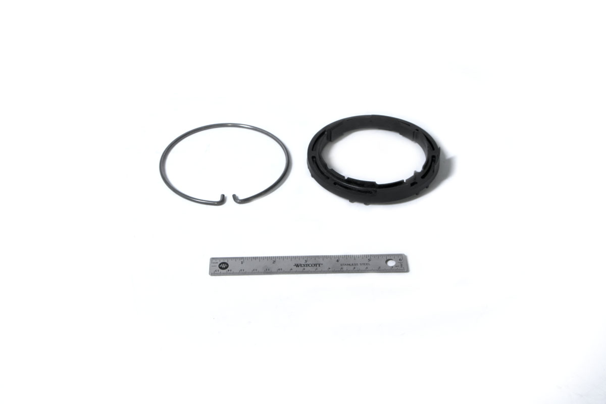 Torsion And Retainer Spring