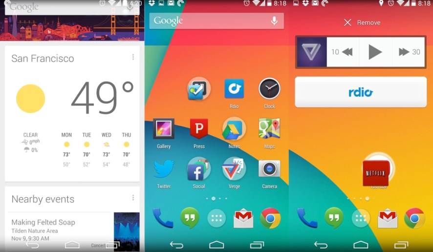 Android 4.4 KitKat review: designed by Google, for Google - The Verge