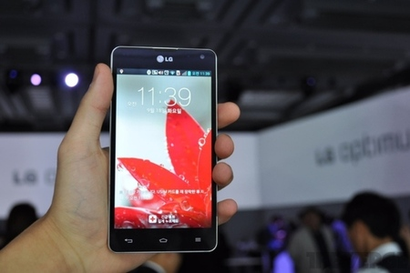 LG Optimus G Korea