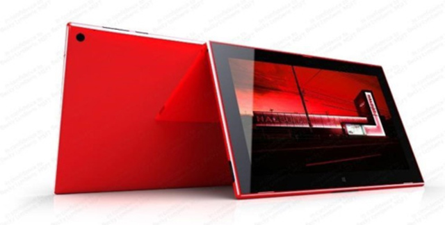 Tech news:Nokia Lumia 2520 Tablet