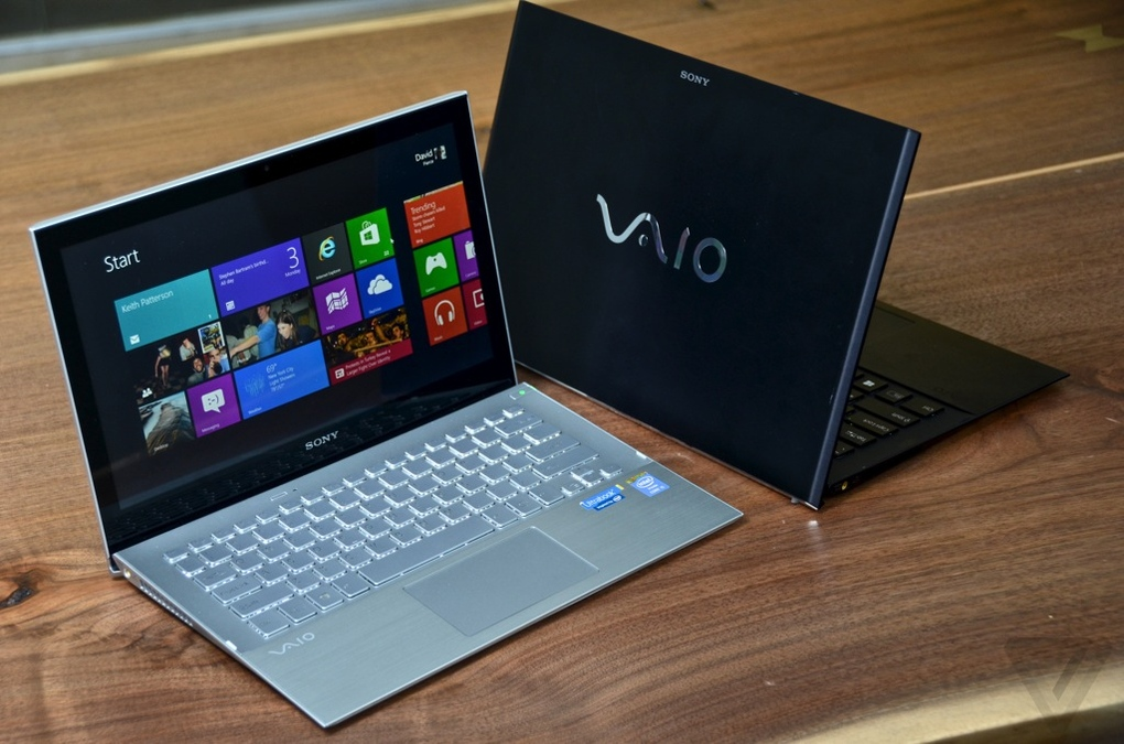 Sony VAIO PRO (13 and 11 inch)