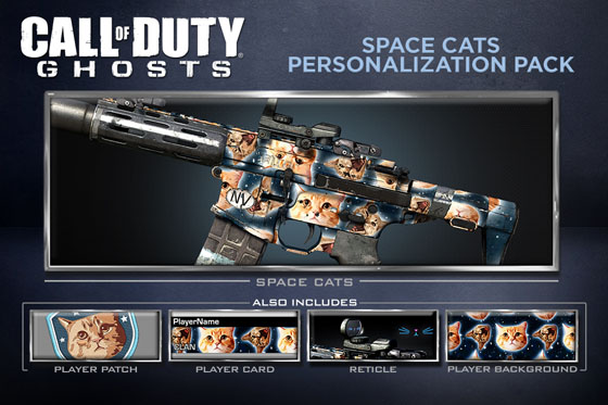 New Skins Hit Xbox Call Of Duty Ghosts Feb 18 For 199