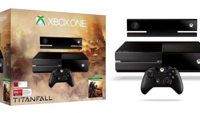 Xbox One Titanfall bundle
