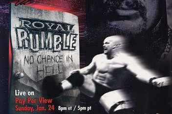 WWF Royal Rumble 1999 Wrestling DVD Review