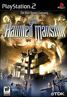 Covers Amp Box Art The Haunted Mansion Ps2 3 Of 3
