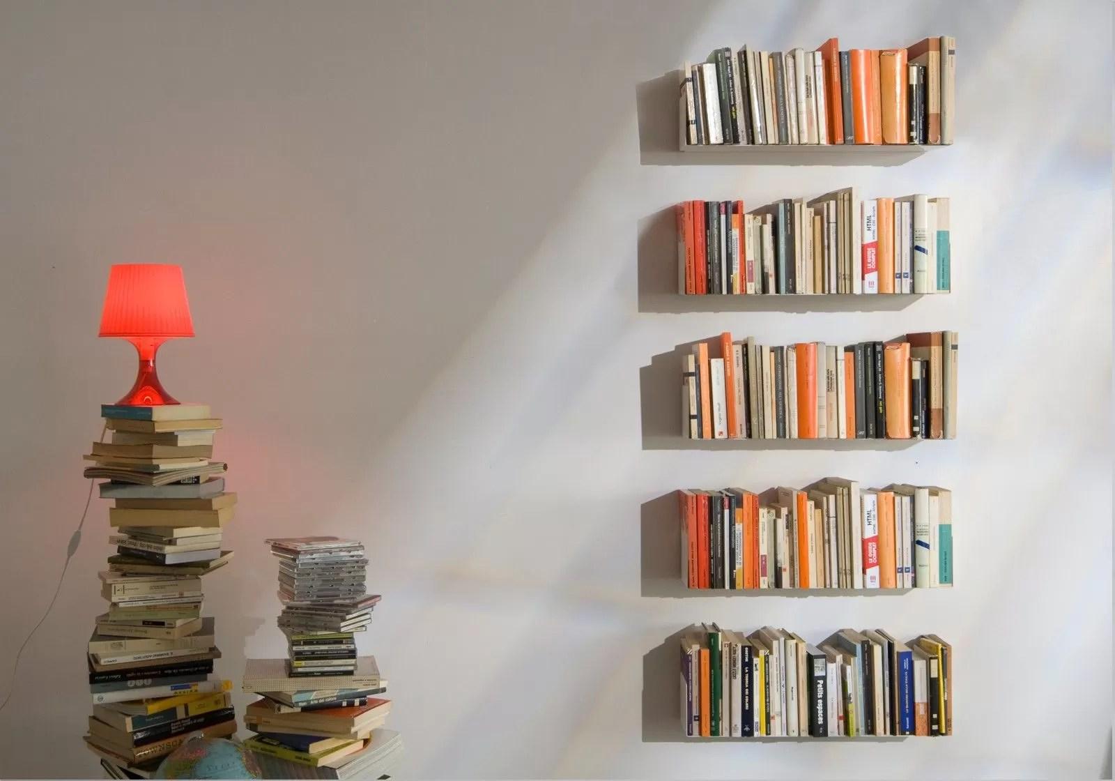 bibliotheque design judd lot de 5 etageres