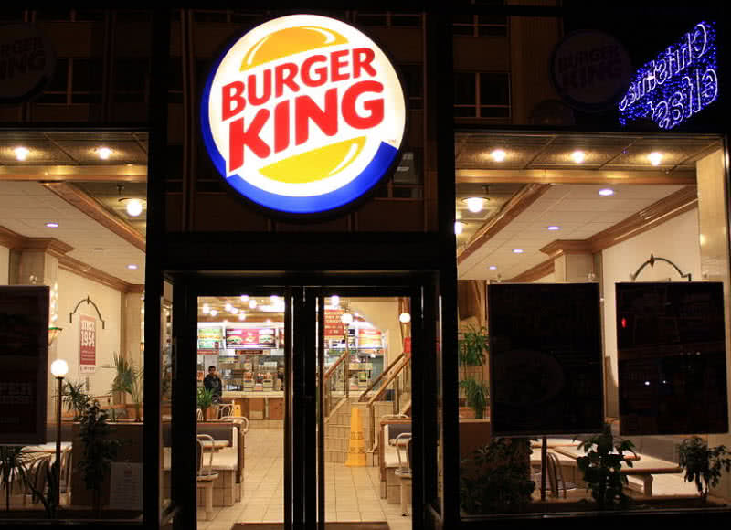 Fast Food Chains Alphabetical